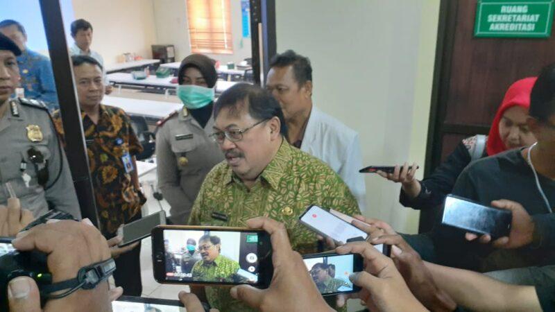 Negatif Corona, Mahasiswi Madiun Dipulangkan dari RSUD dr. Soedono