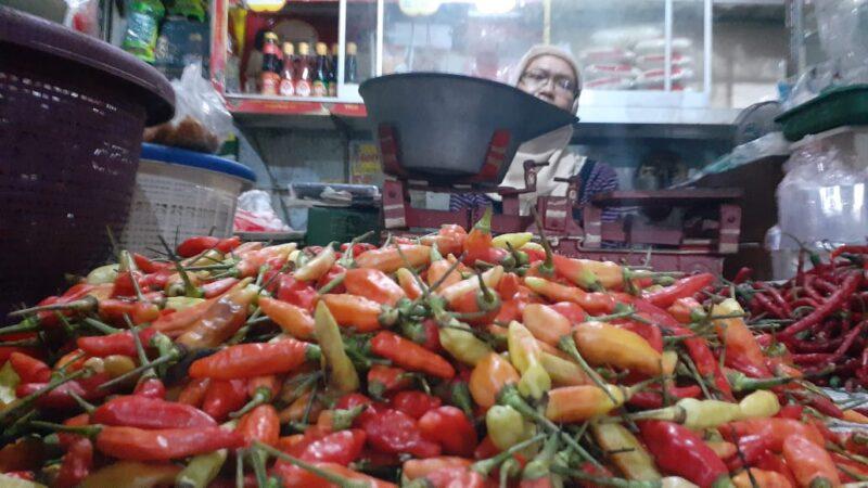 Harga Cabai Rawit Naik Tinggi Picu Angka Inflasi di Madiun