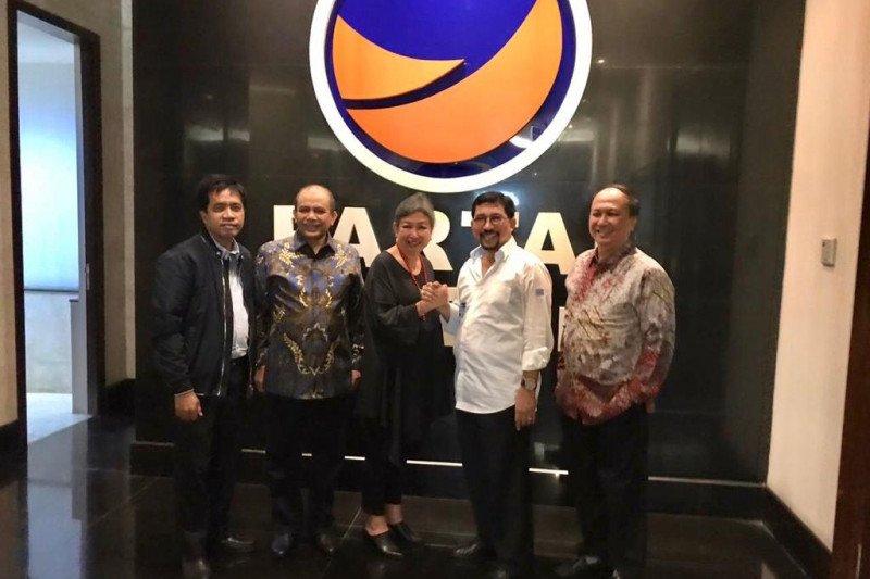 Usung Mantan Kapolda Jatim jadi Cawali Surabaya, DPP dan DPW Partai Nasdem Jatim Dituding Tak Prosedural