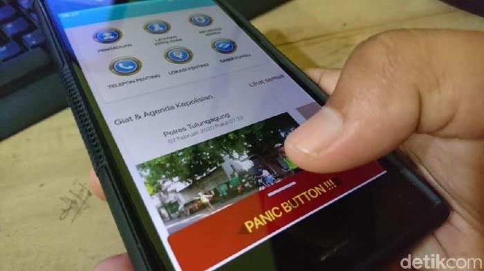 Warga Tulungagung Wajib Punya Aplikasi Buatan Polres, Ini Manfaatnya