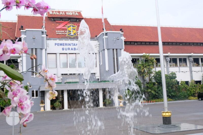 Pemkot Surabaya Sediakan 3 Aplikasi Daring Untuk Mudahkan Masyarakat, Ini Namanya