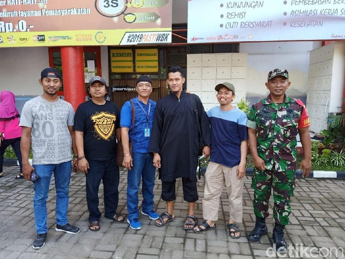 Riyanto, Napi Teroris Yang Rampok Kantor Pos dan Bank BRI Kini Bebas