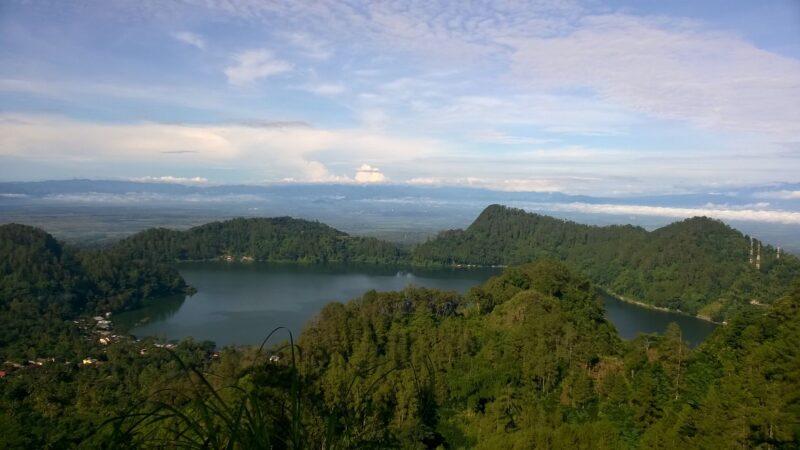 Sssst….Ada Mitos Larangan Buang Ludah di Telaga Ngebel Ponorogo