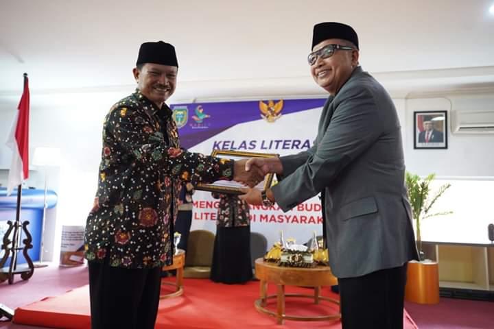 Empat Perpustakaan di Kota Madiun Mendapatkan Akreditasi A dari Perpusnas