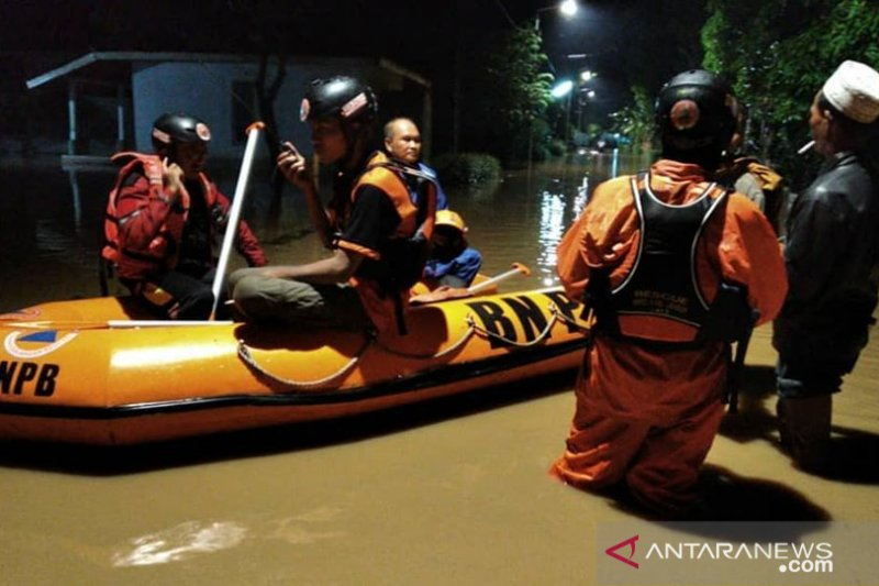 Delapan Kecamatan di Jember Kebanjiran, 840 Rumah Warga Tergenang