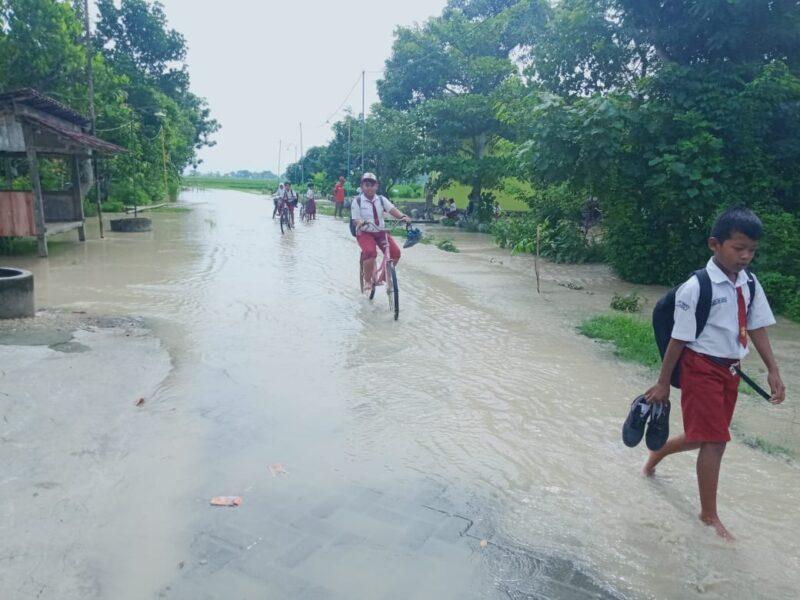 Wilayah Yang Diterjang Banjir di Madiun Jadi 5 Desa