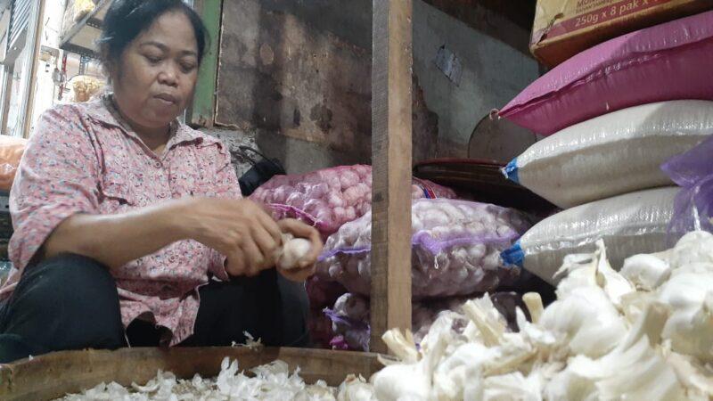 Pemprov Jatim Menargetkan Produksi Bawang Putih Tembus 6.935 Ton