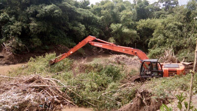 Banyak Brambongan, Sungai Jeroan Rawan Sebabkan Banjir