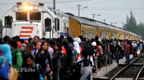 PT KAI Daop 8 Surabaya Siapkan 19.848 Kursi Untuk Angkutan Lebaran