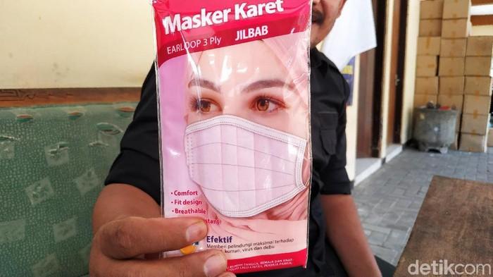 Wedew..1 Boks Masker isi 250 Lembar Harganya Rp2 juta Biasanya Rp150.000