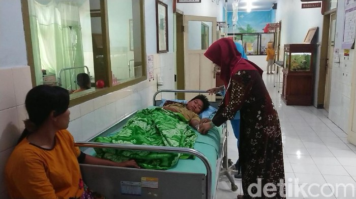 Pasien DBD Membeludak, RSUD Dr Soedomo Trenggalek Kehabisan Kamar