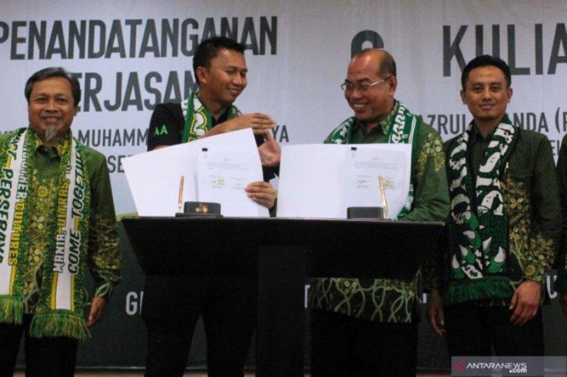 "Persebaya Surabaya Bakal Jadi ""Keluarga"" Muhammadiyah"