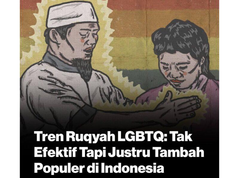 Biseksual Sembuh DenganRuqyah? Begini Komentar Netizen