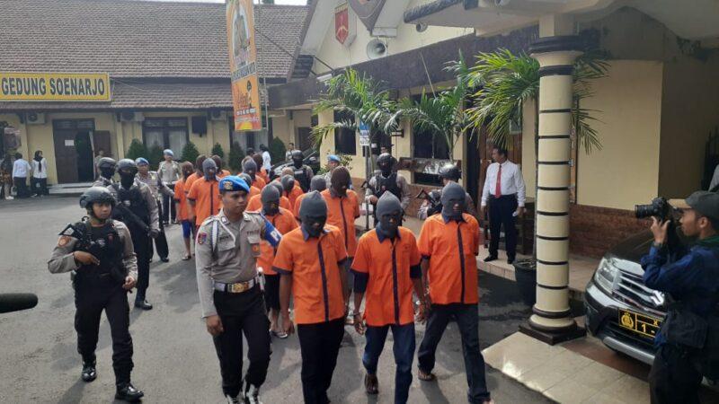 Miris! 4 Remaja di Madiun Curi Uang Kotak Amal dan Uangnya untuk Beli Miras