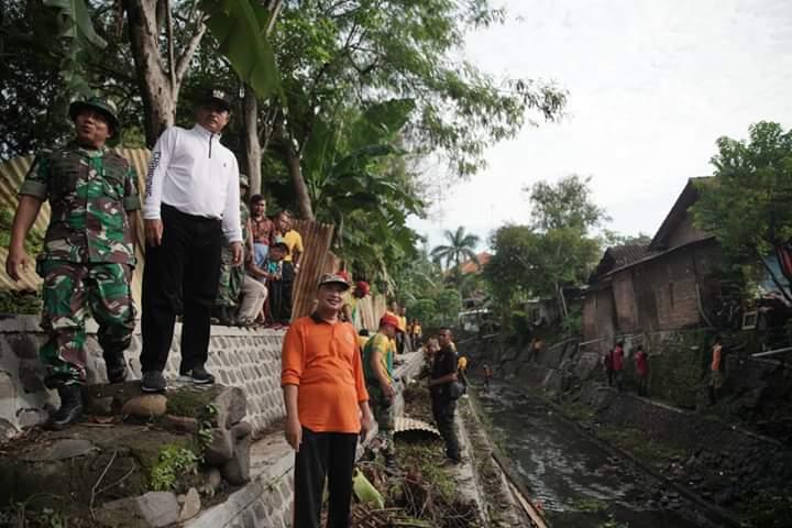 Pemkot Madiun Dorong Keterlibatan Masyarakat Dalam Penanganan Bencana