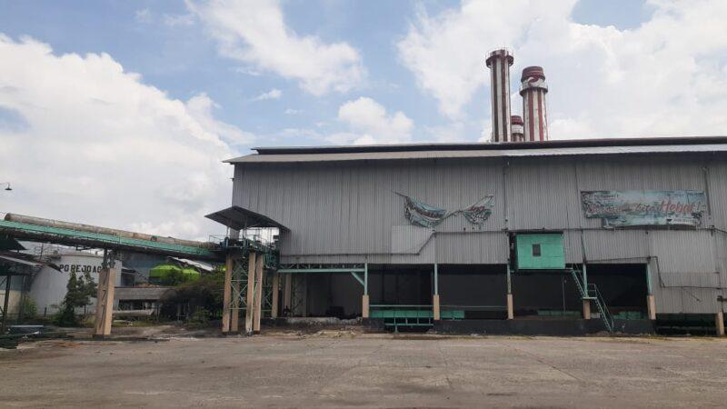 Stok Gula Pasir di PG Rejo Agung Madiun Menipis, Tinggal 100 Ton