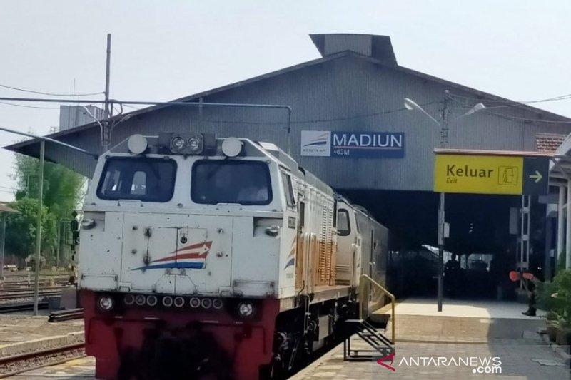 PT KAI Madiun Batalkan Sejumlah Perjalanan Kereta Api
