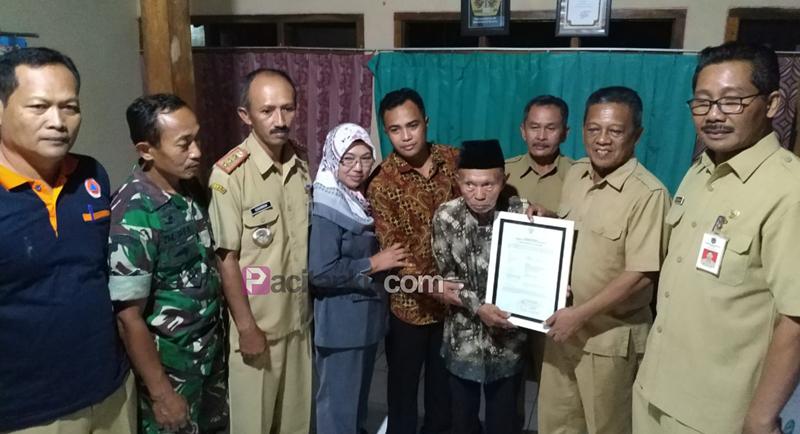 Sah! Seni Tari Kethek Ogleng Milik Kabupaten Pacitan
