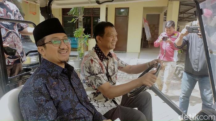 Diperiksa Polrestabes Surabaya Terkait Kasus Perumahan Fiktif, Ustaz Yusuf Mansur Yakin Tak Bersalah