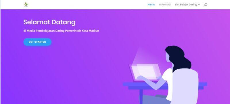 Belajar Di Rumah, Pemkot Madiun Siapkan Domain Khusus Untuk Pelajar