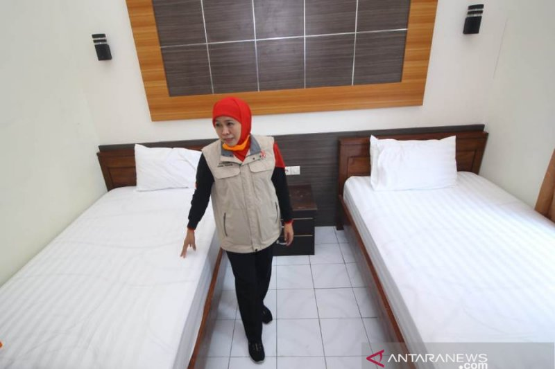 Pemprov Jatim Sediakan 600 Bed Tambahan Untuk Obeservasi ODP