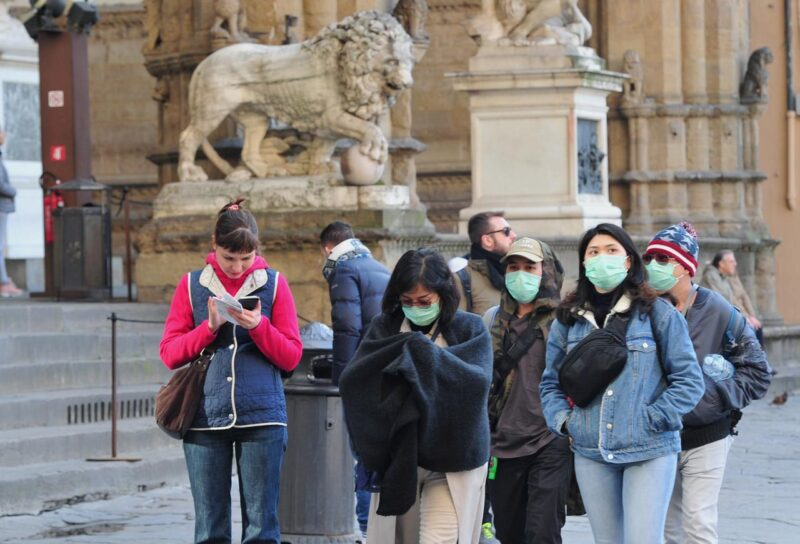 Italia Jadi Negara Terparah Corona Karena Warganya Suka Lakukan Ini