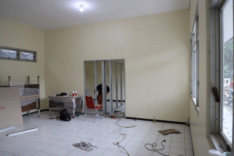 Pemkot Surabaya Siapkan Gedung Isolasi ODP