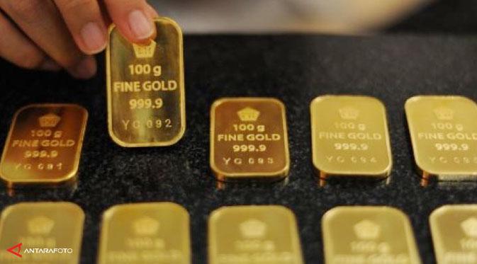 Harga Emas Gila-Gilaan, Saatnya Jual?