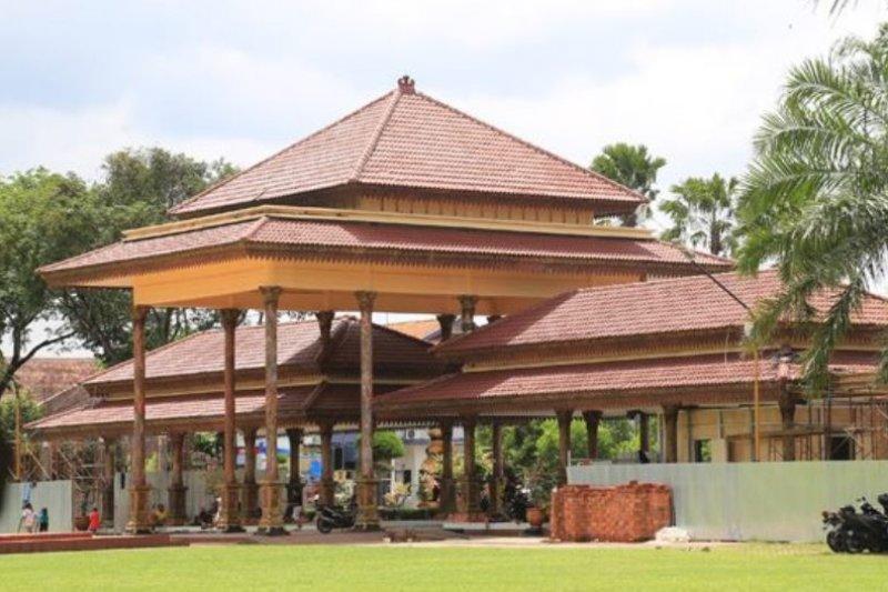 Renovasi Alun-Alun Kota Madiun Telan Dana Rp1,7 Miliar