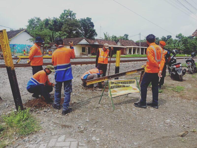Dua Bulan 11 Kecelakaan, Perlintasan Sebidang Di Ngawi Ditutup