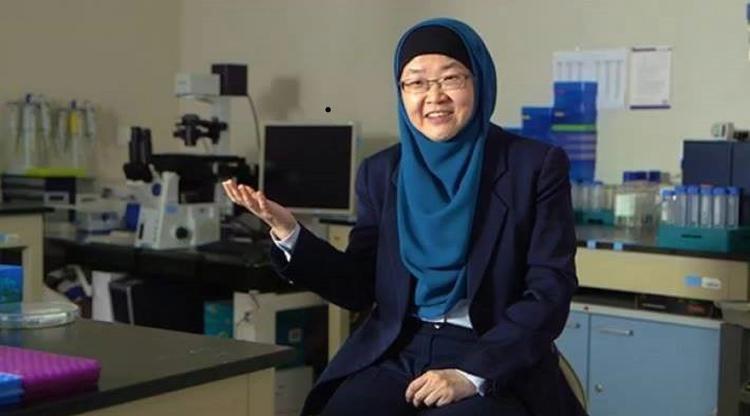 Penemu Rapid Test Kit Pertama Di Asia Ternyata Seorang Mualaf