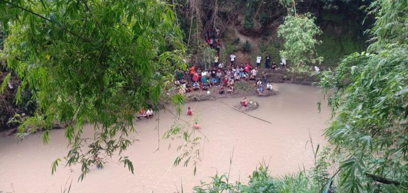 Nahas, Pemuda Ini Tenggelam di Sungai Madiun saat Tonton Sabung Ayam