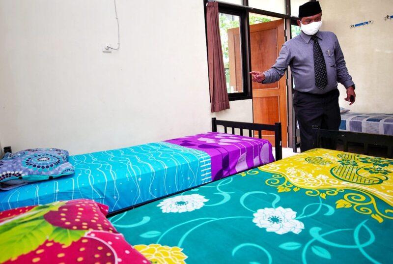 Tak Jadi Sekolahan, Pemkot Madiun Siapkan Asrama Haji untuk Isolasi Pemudik