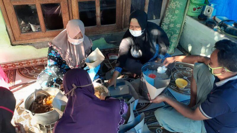 Gerakan Sosial Bermunculan, Warga Madiun Bagikan 220 Nasi Bungkus/Hari
