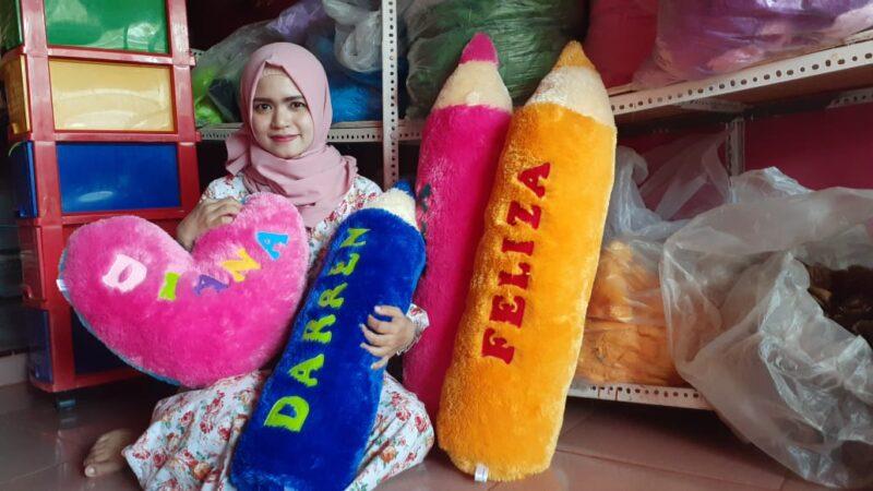 Kisah Ferdiana, Bekas Guru Les Yang Jadi Pengusaha Bantal Beromzet Rp10 Juta/Bulan
