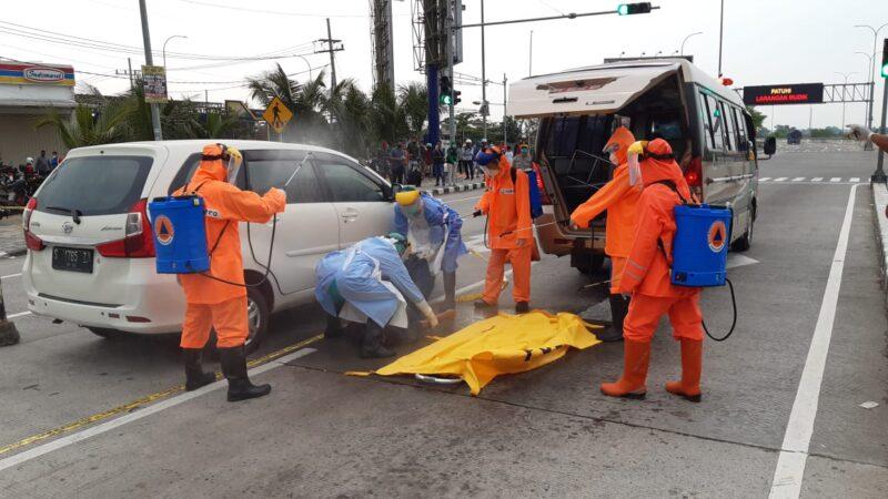 Jemput Santri Temboro, Pria Asal Jombang Meninggal Mendadak di Madiun