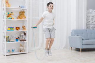 Olahraga di dalam rumah (freepik)
