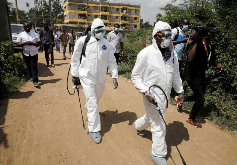 Misterius, Laju Infeksi Harian Covid-19 di Afrika Selatan Menurun Drastis