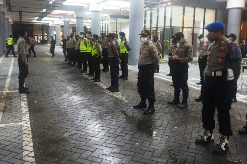 Abaikan Physical Distancing, 8.322 Warga Jatim Ditangkap Polisi