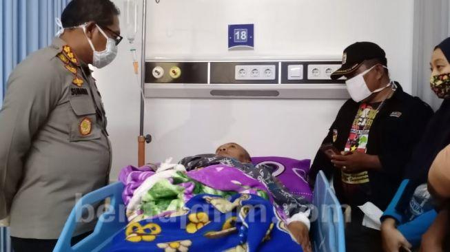 Juragan Gabah Dirampok Komplotan Begal Bersenjata Tajam, Rp140 Juta Raib