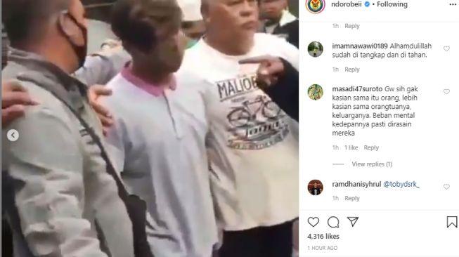 Sepekan, Dua Pemuda Ditangkap Polisi Karena Hina Rasulullah