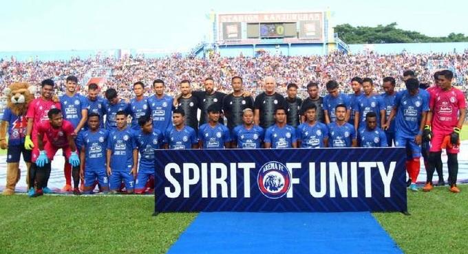 Arema FC Ingin Ada Kepastian Kompetisi Liga 1 2020