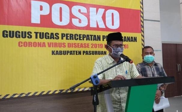 1 Jamaah Tablig Akbar Malaysia dari Pasuruan Positif Covid-19
