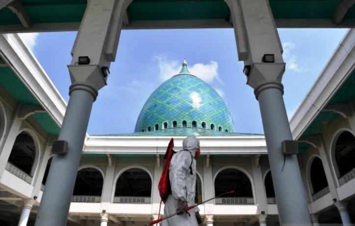 Pemprov Jatim Cabut Surat Edaran, Salat Idul Fitri di Masjid Al Akbar Ditiadakan