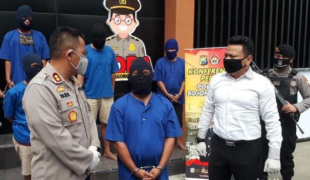 Pelaku Pamer Alat Kelamin di Bojonegoro Ditangkap, Ini Alasannya