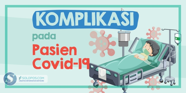 Komplikasi Pada Pasien Covid-19