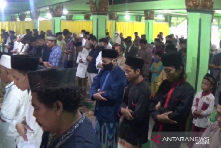 Jamaah Salafiyah di Magetan Salat Idul Fitri Pada 23 Mei 2020