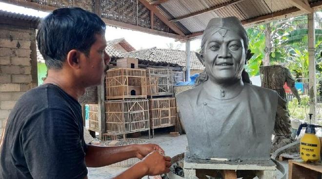 Fans Bikin Patung Didi Kempot untuk Keluarga dan Dilelang Bantu Penanganan Covid-19