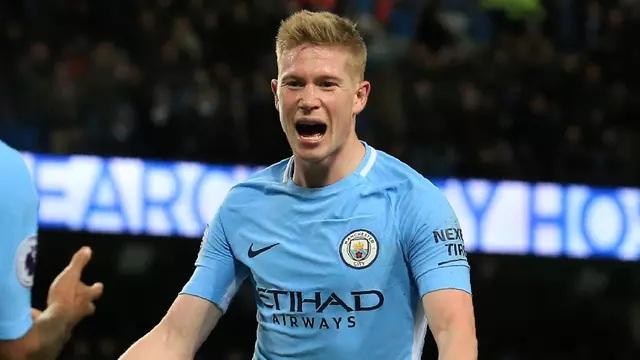Pemain Manchester City De Bruyne, Diminati 3 Klub Besar