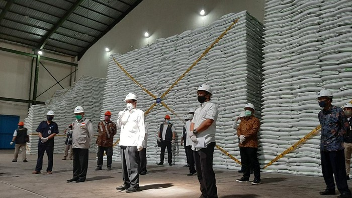 Pemkab Malang Digerojok Gula Pasir 1.168 Ton Hasil Sitaan